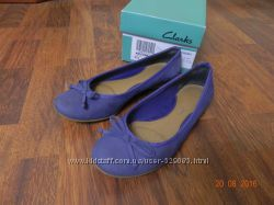 Туфли фирмы CLARKS, NEXT