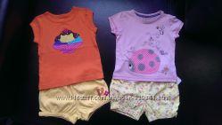 Продам шорты на лето H&M, CRAZY8,  BABY CLUB. 2-3 года