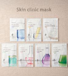 Тканевые маски Innisfree Skin Clinic Mask