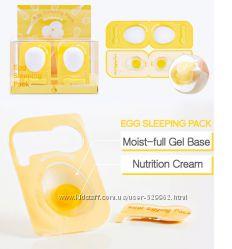Nature SC Egg Pack Ночная маска с яичным желтком