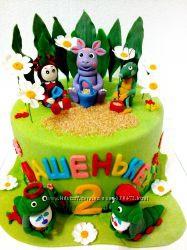 Торт на заказ детский  Луганск