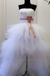Новое свадебное платье подарок