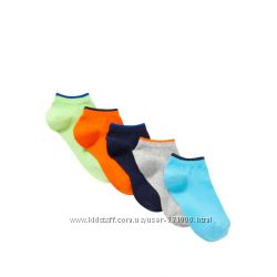 Носочки для мальчиков F&F, GEORGE Англия цвета, размеры от 19 до 40