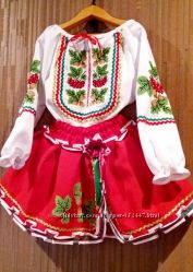 Украиночка Калинка 3-5года, р. до 110 прокат
