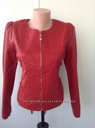 Курточки кожа pu. Размеры M, L , XL