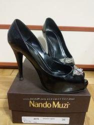 Туфли Nando Muzi, Италия, 36 р. оригинал