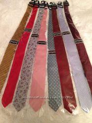 Pierre Cardin  галстук - 100 шёлк, Франция  -  65 расцветок
