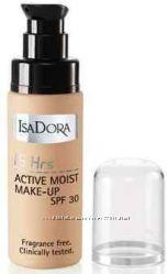 Тональный Isa Dora 16 Hrs Active Moist make-up spf 30