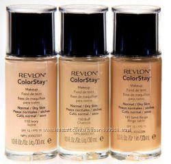 Revlon ColorStay Тональный крем для сухой и нормальной