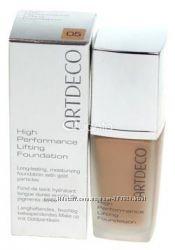 Artdeco High Performance Lifting Foundation. Тональный крем с лифтингом