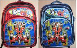 Портфели, рюкзаки с объемным рисунком, 295грн