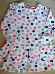 Платье в горошек Mothercare для девочки