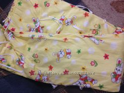 Защита, бампер, бортики в детскую кроватку