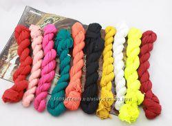 Лёгкие весенние шарфики, разные модели и цвета