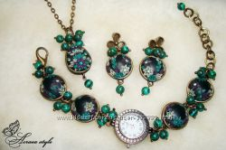 Часы и браслеты Acraea style