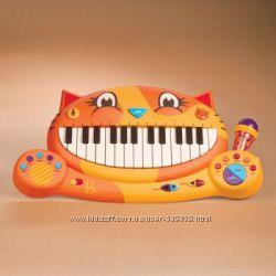 Музыкальная игрушка  Котофон звук