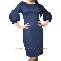Платье трикотажное Мелитта