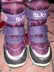 продам зимние сапоги Biki