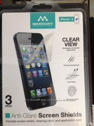 Защитные плёнки для iPhone 5 и 5 S