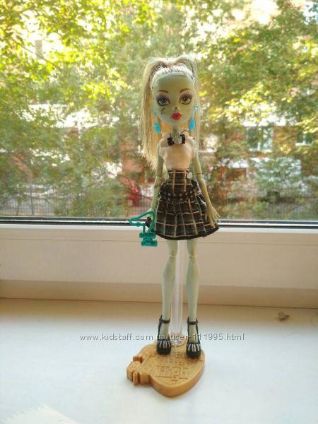 Monster high кукла скелита