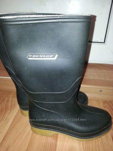 резиновые сапоги Dunlop 31р