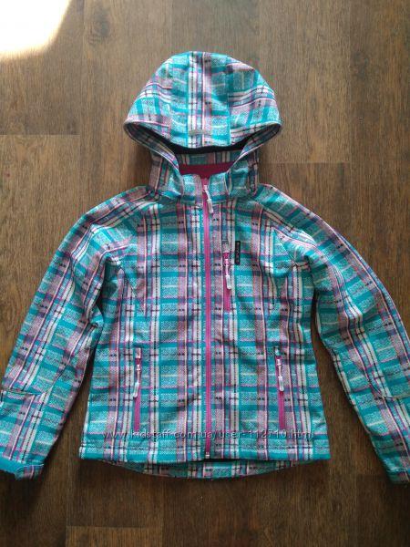 Термо куртка IcePeak softshell на 9-10 лет 140 рост