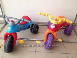 велосипед Fisher-Price для мальчика