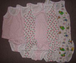 Комплекты нижнего белья для девочки и мальчика