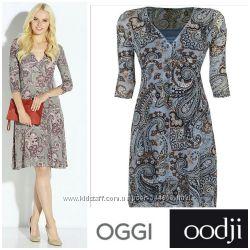 Платье Oodjii OGGI в турецких огурцах.