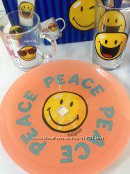 Набор детский Luminarc SMILEY WORLD FIRST 3 предмета