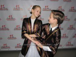 халаты для бальных танцев-разогревочные. индивидуальный пошив