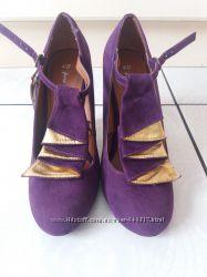 Класснючие туфли на шпильке