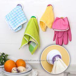 Мембраный держатель полотенец, перчаток, тряпок и т. д