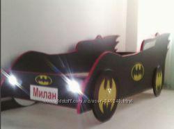 Детская кроватка Бэтман
