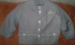 Пиджак на мальчика от Wojcik, 80см