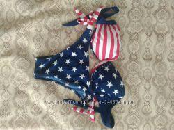 Купальник американський флаг