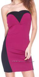 Платье-бюстье двухцветное Tally Weijl