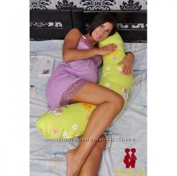 Подушки для беременных и кормящих МаМасик