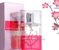 Armand Basi Sensual Red edt 100 ml Тестер Оригинал