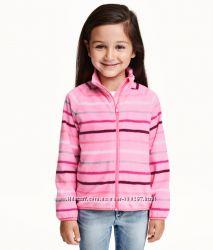 Флисовый реглан H&M для девочки