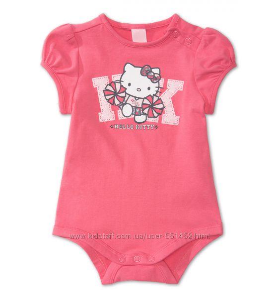 Футболка-бодик C&A Baby Club, Hello Kitty Германия