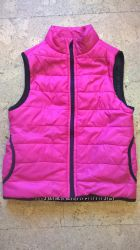 Новые жилетки для девочек Pepperts розового цвета