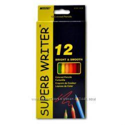 цветные карандаши Марко 12 шт