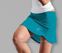 Спортивная юбка шорты TCM Tchibo Германия размер евро 34 , наш 40