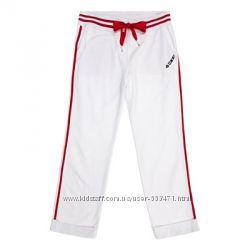 Новые трикотажные укороченные брюки  Monnalisa, серия Nylon