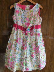 Новое летнее испанское платье Amaya на 6 лет