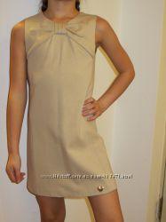 Элегантное трикотажное платье Moschino kids, оригинал