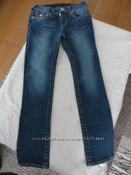 Новые джинсы известного бренда True religion, оригинал, 8 лет
