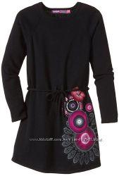 Новое трикотажное платье Desigual на 7-8 лет, 128 см
