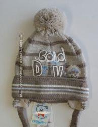 Демисезонні шапки Barbaras для малюків